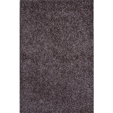 Jaipur Solid Pattern Area Rug Polyester, 3.6' x 5.6'