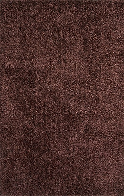 Jaipur Solid Pattern Rug Polyester, 3.5' x 5.5'