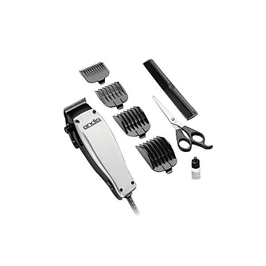 Andis 10pc Home Haircutting Kit, Silver