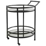 A&B Home Jerome Bar Cart