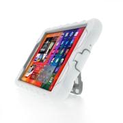 "Gumdrop Cases Hideaway Case For 7"" Samsung Galaxy Tab 4, White/Gray"
