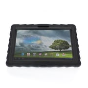 """Gumdrop Cases Hideaway Case With Stand For 10"""" Asus Memo Pad Smart, Black/Black"""