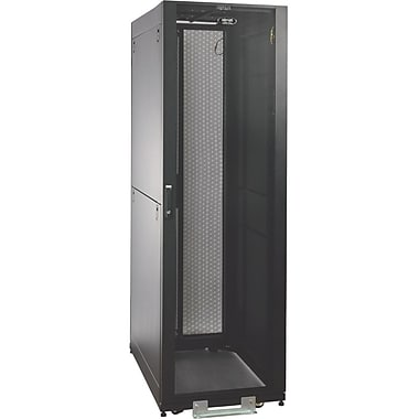 Tripp Lite 42U SmartRack Value Series Enclosure Cabinet (Includes Doors and Side Panels), (SR2400)