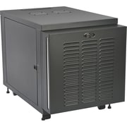 Tripp Lite SmartRack 12U Industrial Floor Rack Enclosure Cabinet, Black