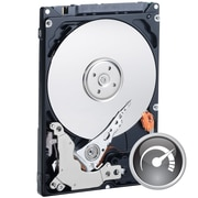 "Western Digital Scorpio 500GB 2.5"" Internal SATA Hard Drive (Black)"