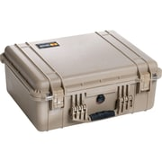 "Pelican™ 20.62"" x 16.87"" x 8.12"" Hard Case, Desert Tan"