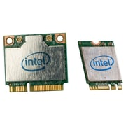 Intel 3160.HMWWB.R Wi-Fi Adapter for Notebook, 433 Mbps