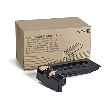 Xerox® 106R02734 High Capacity Toner Cartridge for WorkCentre 4265, Black