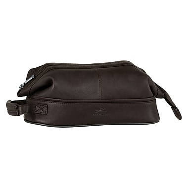Mancini Classic Toiletry Kit with Organizer, 10.5