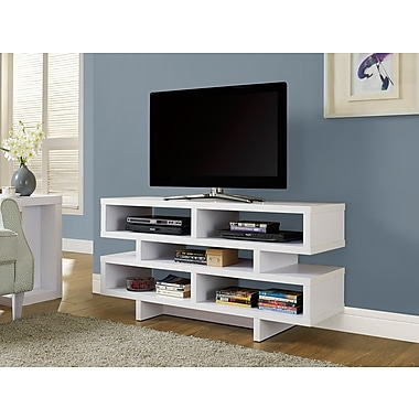 Monarch Hollow-Core TV Console, 48