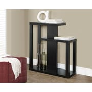 "Monarch Specialties 32""L Hall Console Accent Table, Cappucino (I 2470)"