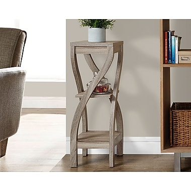 Monarch Plant Stand, Reclaimed-Look, 32