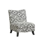 Monarch Specialties Inc. I 8114 Fabric Accent Chair, Beige