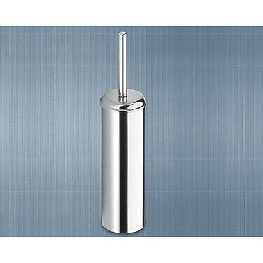 Gedy by Nameeks Ascot Wall MountedToilet Brush and Holder