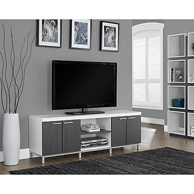 Monarch Hollow-Core TV Console, 60
