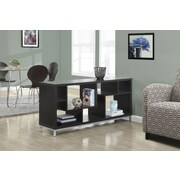 "Monarch Specialties 60""L TV stand, Cappucino (I 2576)"