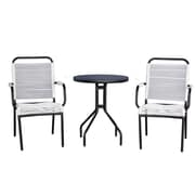 Ostrich Chair Pasta 3 Piece Seating Group