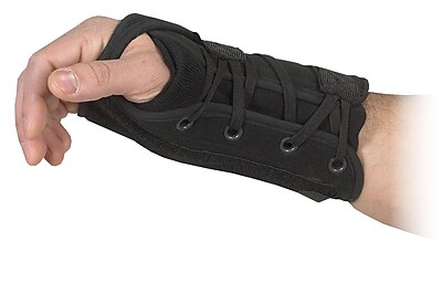 Bilt-Rite Mutual, Lace-Up Wrist Support, Right Hand, Large, 2 pack (10-22146-LG-2)