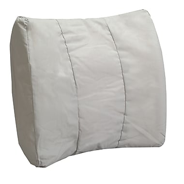 Bilt-Rite Mutual, Lumbar Cushion Pillow Grey, 2 pack (10-47041-2)