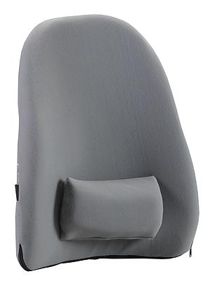 Bilt-Rite Mutual Ez Aide Back Cushion, Grey