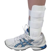 Bilt-Rite Mutual, Airgel Ankle Brace, Regular, White, Unisex, 2 pack (10-22061-2)