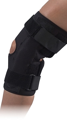 Bilt-Rite Mutual Neoprene Hinged Knee Support, Large