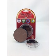 RUBY RED PAINT, INC. Individual Color 18ml/0.61oz Face and Body Paint; Coco