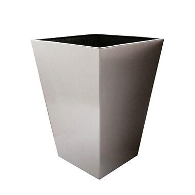 NMN Designs Stainless Steel Pot Planter