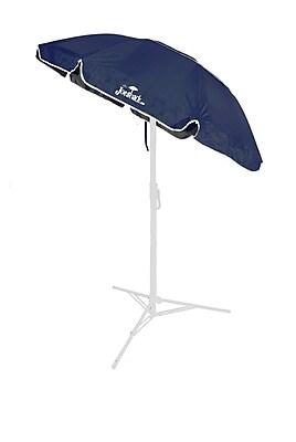 JoeShade 5' Beach Umbrella; Blue WYF078277384905
