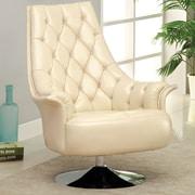 Hokku Designs Caressa Swivel Lounge Chair