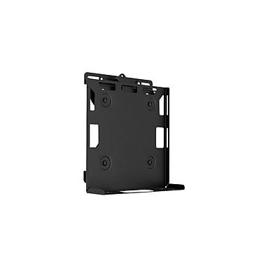 ChiefMD – Support sur poteau pour disque dur multimédia (MIL-CH-PAC260P), 10 x 10 x 4 po, noir