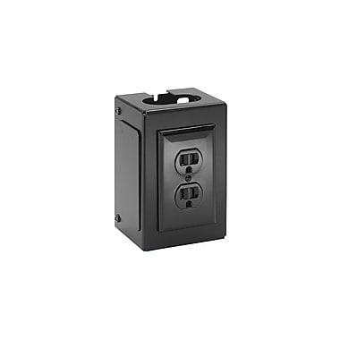 Chief® (MIL-CH-FCA540) Fusion™ Power Outlet Accessory, Black