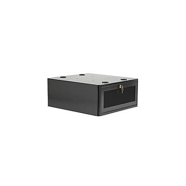 ChiefMD – Armoire de rangement sécurisée avec verrou à clé A (MIL-CH-PAC735A), 10,1 x 25 x 22 po, noir