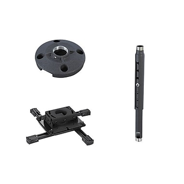 Chief® (KITPD012018) Projector Ceiling Mount Kit, Black