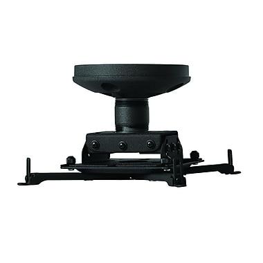 ChiefMD – Support de plafond prêt-à-monter pour projecteur (MIL-CH-KITPD003), noir