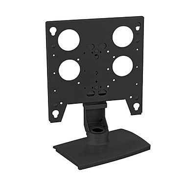 Chief® (MIL-CH-PSSUB) Flat Panel Swivel Table Stand, Large, 20.7