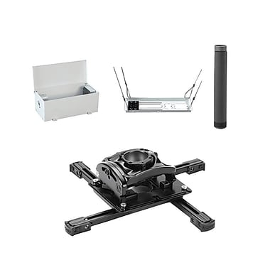 Chief® (KITES003P) Projector Ceiling Mount Kit, Black