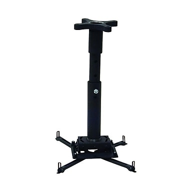 Chief® (KITPF018024) Universal Ceiling Projector Mount Kit, Black