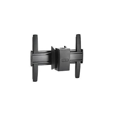 ChiefMD – Support de plafond pour écran plat (MIL-CH-LCM1U), grand, 16,5 x 26,8 x 6,4 po, noir