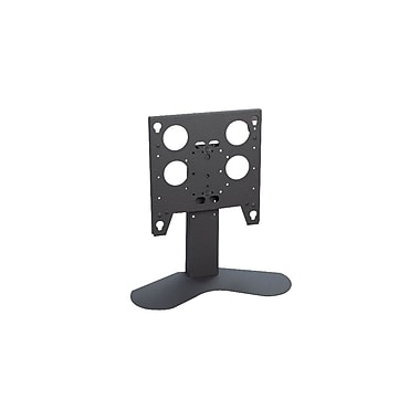 Chief® (MIL-CH-PTSU) Flat Panel Table Stand, Large, 21.4