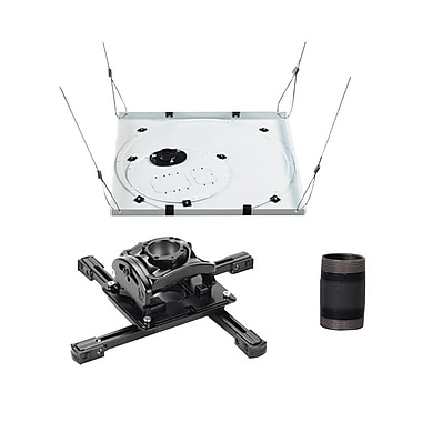 Chief® (MIL-CH-KITPR003) Projector Ceiling Mount Kit, Black