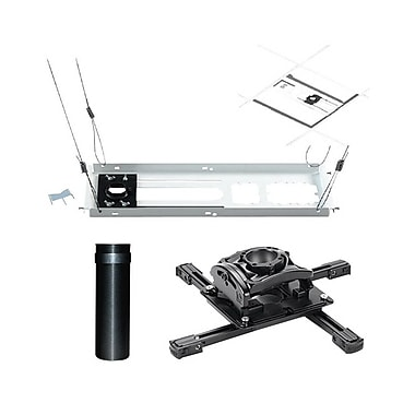 Chief® (MIL-CH-KITEZ006) Projector Ceiling Mount Kit, Black