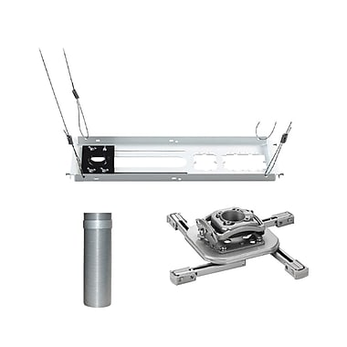 Chief® (KITEZ006S) Projector Ceiling Mount Kit, Silver
