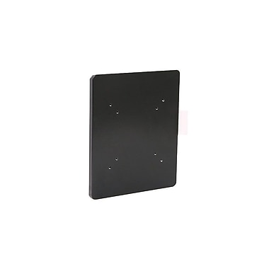 Chief® (MIL-CH-KRA400B) Weighted Adapter Plate, Black
