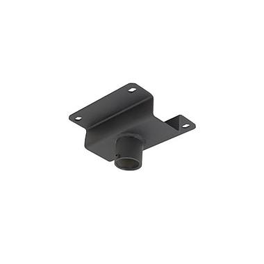 ChiefMD – Plaque de plafond décalée (MIL-CH-CMA330), 4,1 x 8 x 8 po, noir