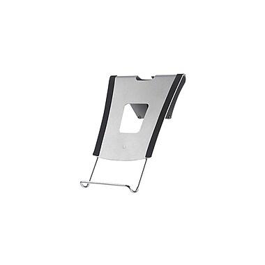 ChiefMD – Plateau pour ordinateur portatif (MIL-CH-KRA300S), 5 x 9 1/2 x 17 po, argenté