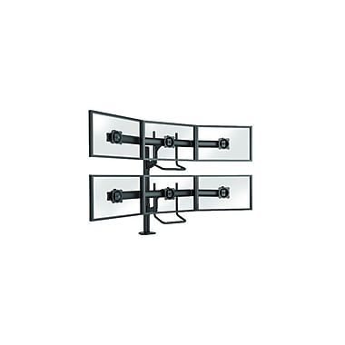 Chief® (MIL-CH-G320B) 3 x 2 Grommet Mounted Array, Black