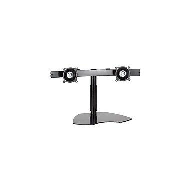 Chief® (MIL-CH-KTP220B) Dual Horizontal Table Stand, 14.5