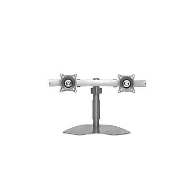 Chief® (MIL-CH-KTP225S) Widescreen Dual Horizontal Table Stand, 14 1/2
