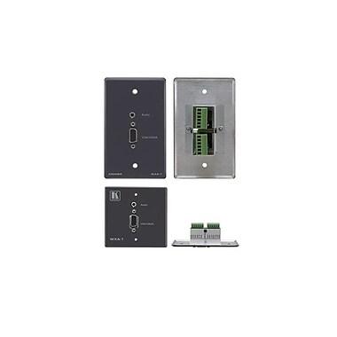 Kramer (KC-WXA-1) 15-Pin Hd and Mini Plug Audio Input To Terminal Block Adapter.